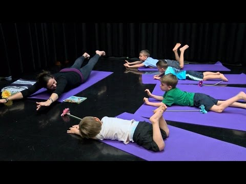 Pathways for Parents: Children's Yoga with Heather Monson