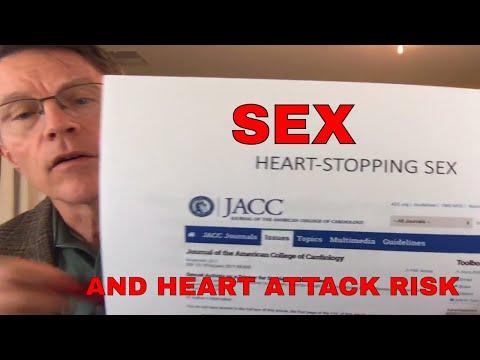 SEX: Risk for Heart Attack Death