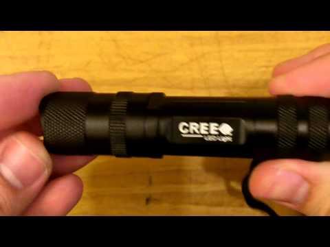 MTE Flashlight Model C3-907: Incomparable value