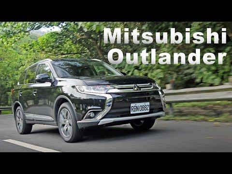 全新家族風 顏值再刷新 Mitsubishi New Outlander