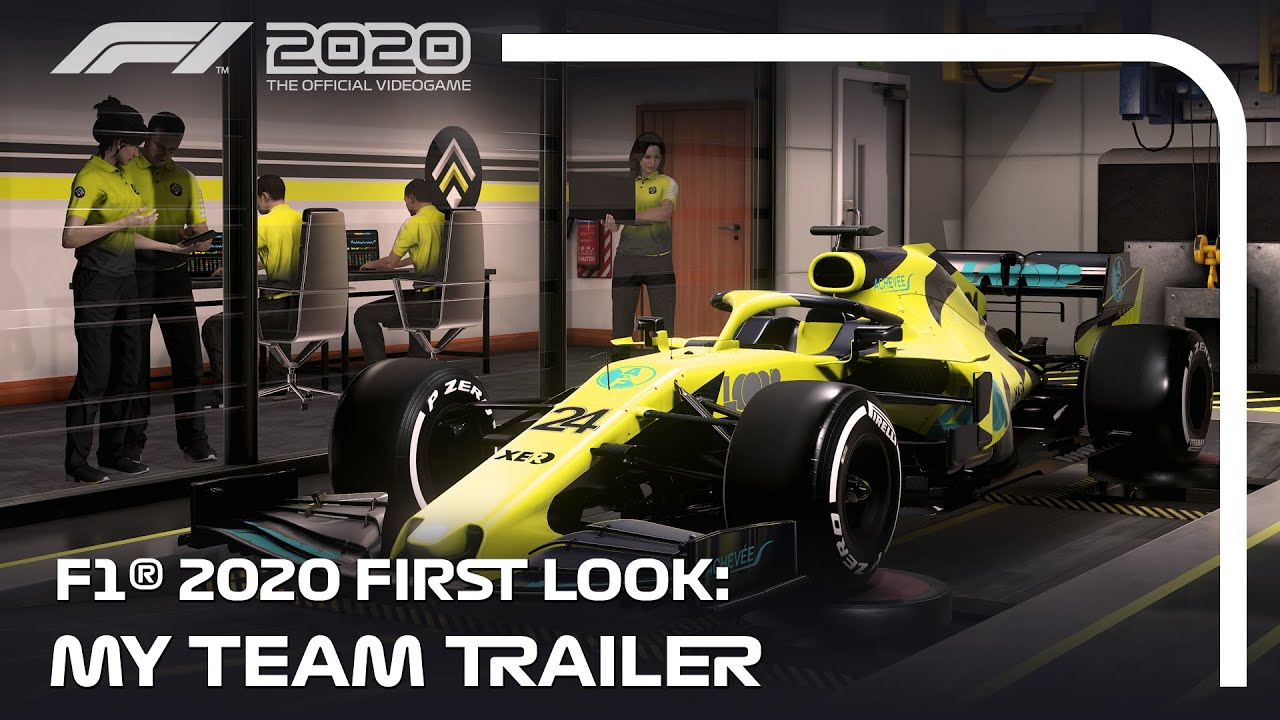 F1® 2020 First Look | My Team