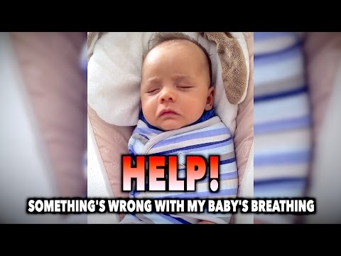 Normal Newborn Breathing Patterns