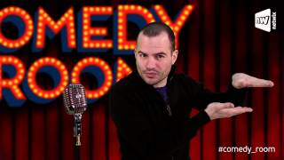 Comedy Room με τον Mikeius