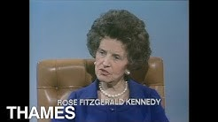 Rose Kennedy Interview |1974