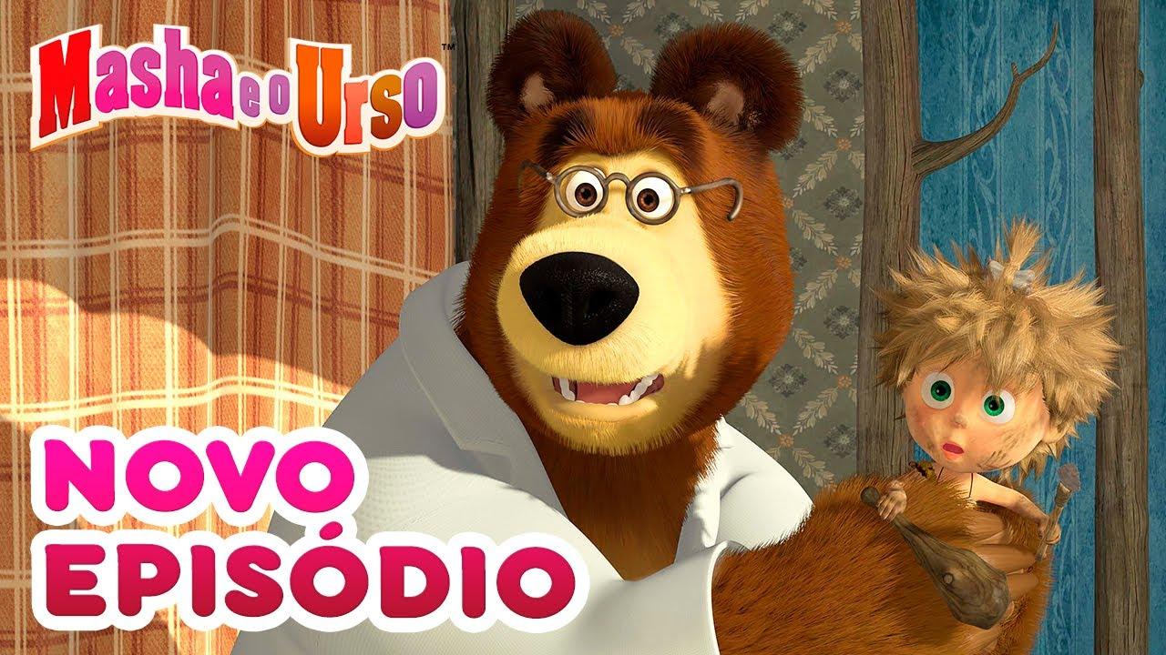 Masha e o Urso 💥 Novo episódio 👱♀️🐻 🔥⛰ Urso De Sabre ⛰🔥 Compilação para crianças