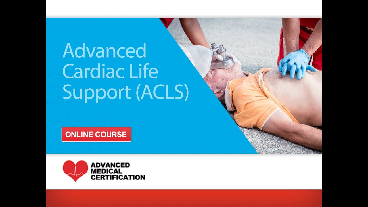 3 Acls Basic Life Support Youtube