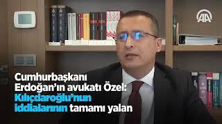 Erdoğan'ın Avukatından Dolar Belgeleri Açıklaması