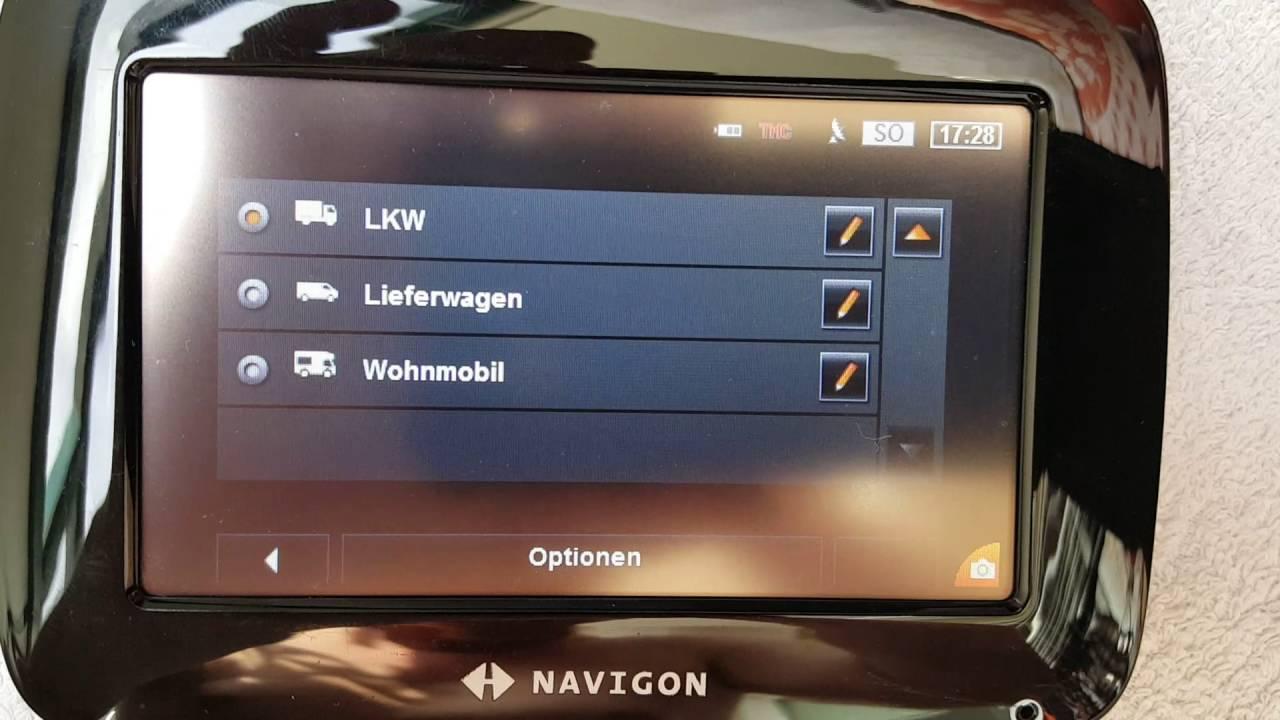 navigon 7100 upgrade navigon pl20 upg version 7 7 5 europa youtube rh youtube com Navigon 2100 Manual Navigon GPS