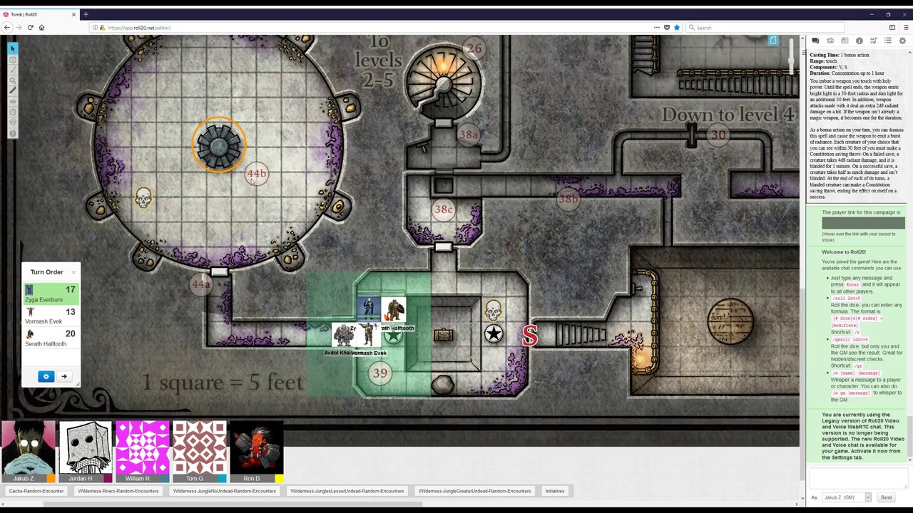 DnD 5E Tomb of Annihilation (Day 33) - Beyond the beholder