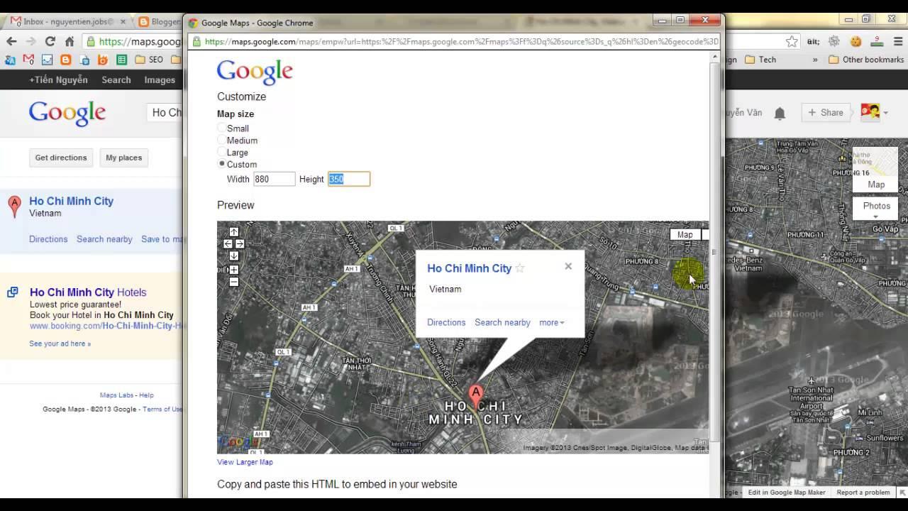 Google Map - Simmer: SEO, Responsive, Shortcode Blogger Template ...