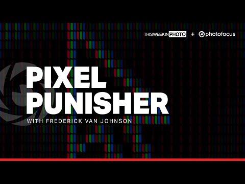 Pixel Punisher, episode 2: James Anthony