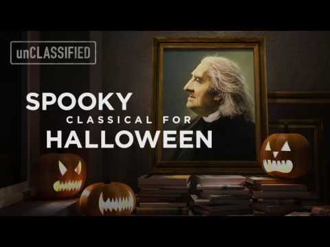 unCLASSIFIED | Spooky Classical for Halloween
