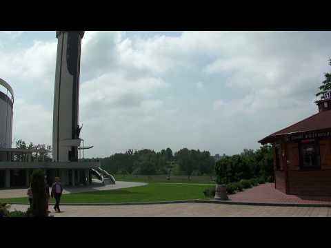 Divine Mercy Sanctuary Krakow Lagiewniki Poland FULL HD