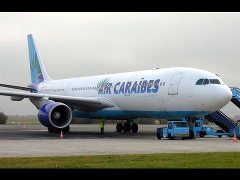 FSX:SE | Airbus A321 Air Caraïbes | TFFR - TGPY / Airport Point Salines-Grenada