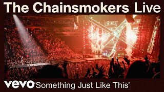 Download lagu The Chainsmokers - Something Just Like This (Live from World War Joy Tour) | Vevo