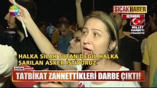 Türkiye'de Darbe Girişimi! 2016 - HD