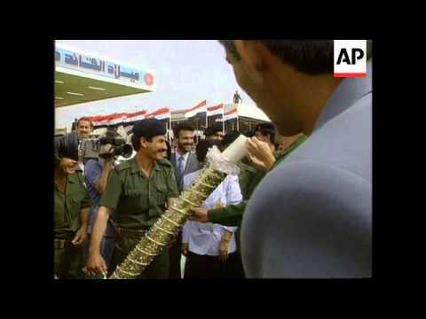 Iraq - Saddam Hussein's Birthday