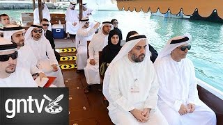 Roads and Transport Authority deploys modern abras in Dubai Creek