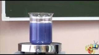 Урок химии ТВ 619