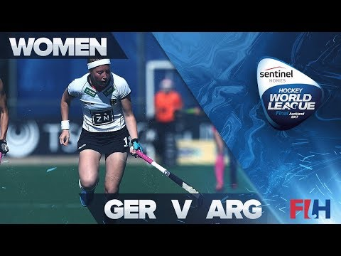 Germany v Argentina - Sentinel Homes Hockey World League Final - Auckland, New Zealand