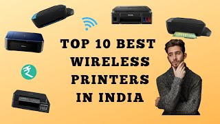 Top 10 Best Wireless Printers In India 2019 - Top WIFi Printers