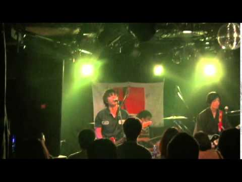 Life River  / Thee six day revolver (#5_2015.8.22 synchrock-シンクロック-vol.3@アメリカ村CLAPPER)