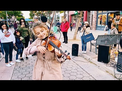 All I Want For Christmas Is You - Mariah Carey - Violin Cover by Karolina Protsenko