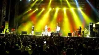 B.U.G. MAFIA LIVE @ BEST FEST 2012