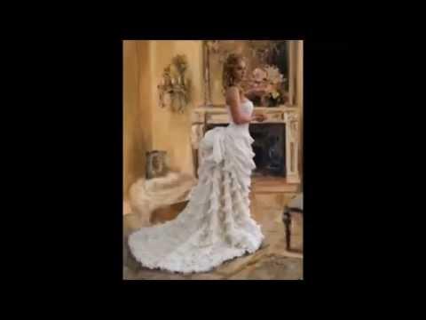 Самые-красивые-свадебные-платья-2015-!