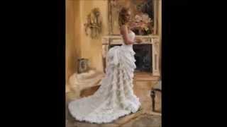 Самые красивые  свадебные платья 2015 !