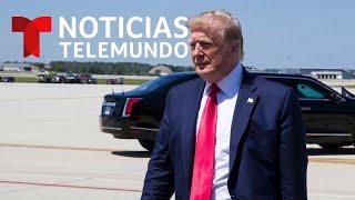 EN VIVO: Declaraciones del presidente Trump sobre el tratado comercial entre México, Estados Unidos