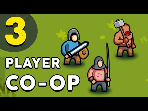 Circle Empires Rivals - 3 Player Co Op |