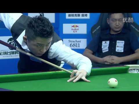 Yang Shaojie (Myanmar) VS Heyong Ping - Part 2