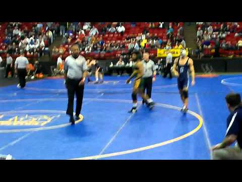 Aaron Perez Maryland State Finals 2012