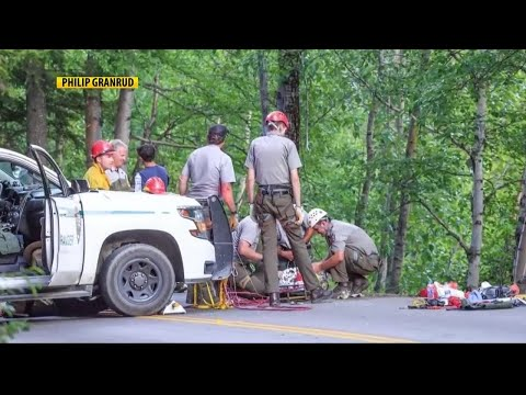 Photographer recalls Glacier National Park car accident rescue