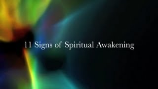 11 Signs of Spiritual Awakening