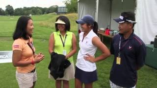 A Quick Chat with University of Virginia Briana Mao