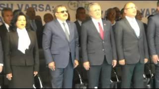 Orman ve Su İşleri Bakanı Veysel Eroğlu Kırklareli'ne Geldi | Önadım Kırklareli