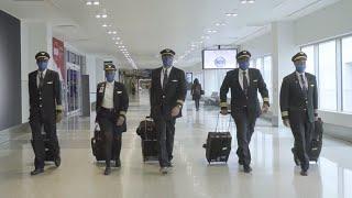 Group Of Hampton University Alumni Pilots Reunite To Work For The Same Airline
