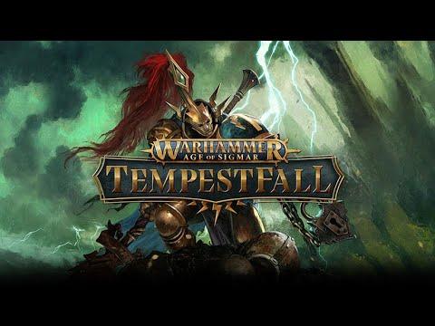 Warhammer Age of Sigmar : Tempestfall - Teaser