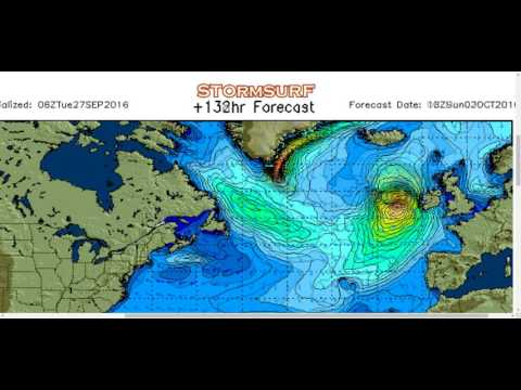 Sept. 27, 2016: UK to Get A Barrage of Wind Storms in Next Seven Days!!!