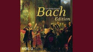 Prussian Sonata No. 3 in E Major, Wq. 48: II. Adagio