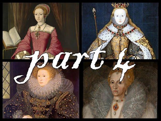 Elizabeth I, The Virgin Queen A Tudor Documentary Part 4