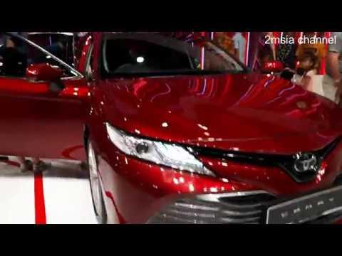 All New Toyota Camry Malaysia Interior Grand Avanza Veloz 1.5 2019 In Youtube Toyotacamry Camry2019 Camrymalaysia