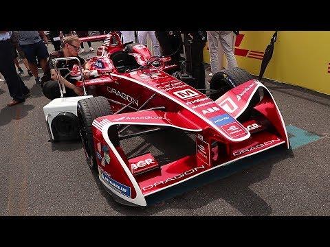 Electric Car Racing: Formula E!