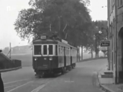 Tramrit jaren 1930 Zeist - Doorn - Rhenen