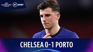 Chelsea v Porto (0-1) | Taremi Scores INCREDIBLE Bicycle-Kick | Champions League Highlights