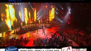 Judika Always(bon jovi)  Idol 2012