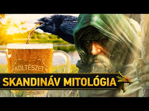 A Költészet Mézsöre & Ódin a Tolvaj - Az Északi/Skandináv Mitológia Története 7. rész thumbnail