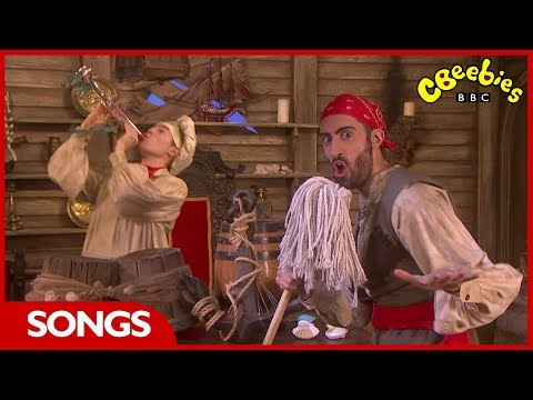 CBeebies | Swashbuckle | The Line Song